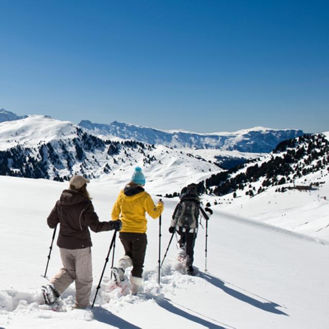 Ciaspolare & Sci Alpinismo