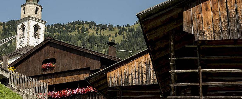 Vacanze a Sauris sulla montagna friulana